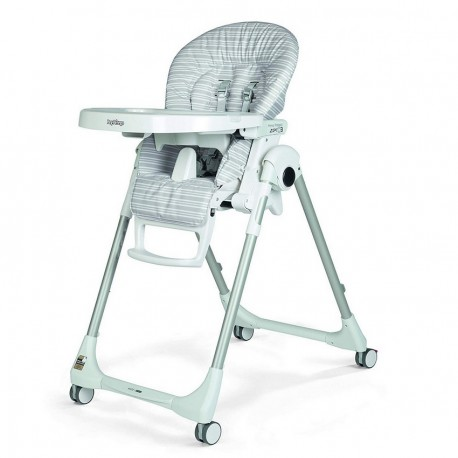 Prima Pappa Follow Me Zero 3 high chair with playground arch Peg Perego