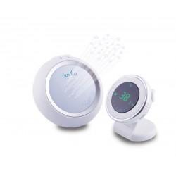 Baby monitor audio with night light projector Nuvita