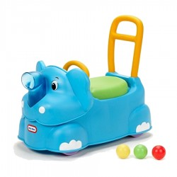 Elefante cavalcabile 3 in 1 Little Tikes