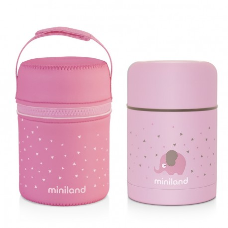 Silky food Thermos Miniland 600ml