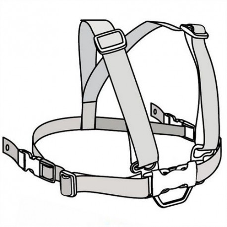Click Clak seat belt for Pappy King Pali