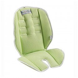 Padded seat cover for stroller, baby chair and car seat Andy & Helen