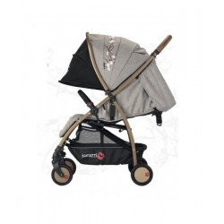 BX ALMOND PLATINUM light stroller Baciuzzi