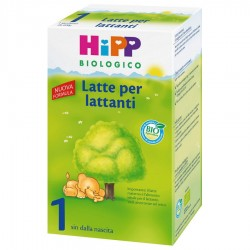 Latte 1 in polvere Hipp -