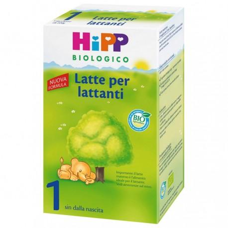Latte 1 in polvere Hipp