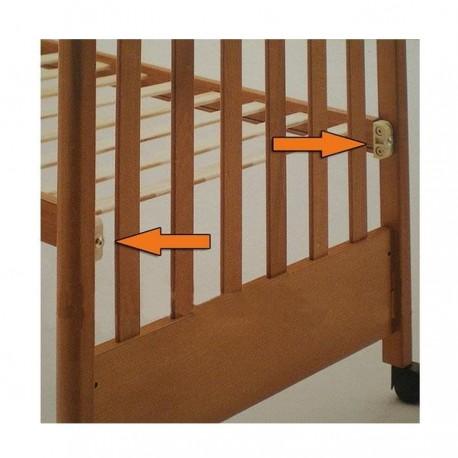 Kt doppia altezza per lettini in legno