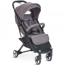Strolley stroller Plebani with rainshed and -