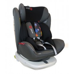 Car seat group 0-36 kg, isofix and revolving Baciuzzi -