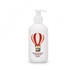 Bubble&Co sweet almond massage oil 250ml