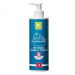 Bio Baby Corpo e Capelli 2 in 1 Nati Naturali 400ml