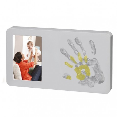 Duo Paint Print Frame Baby Art