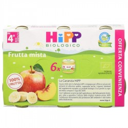 Multipack Fruit Mista Hipp