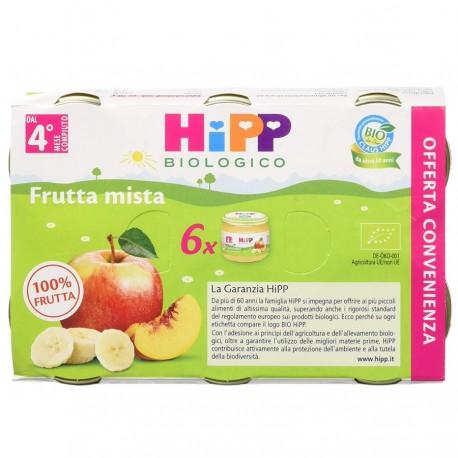 Multipack Fruit Mista Hipp