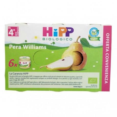 Pera Williams multipack Hipp