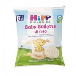 Baby Gallette di riso Hipp