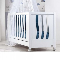 New Space cot Picci with mattress free