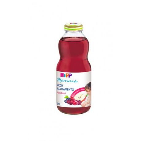 Succo Allattamento ai Frutti rossi Hipp
