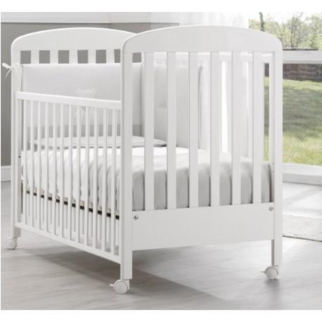 Dormitorio Nido Erbesi con cuna y bañera cambiador - colchón gratuito