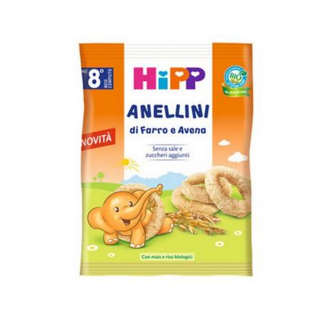 Anellini ai cereali Hipp