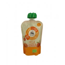 Apple and pumpkin puree Alce Nero 100gr