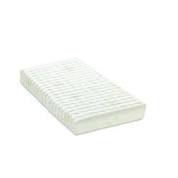 ALOE PLUS anti-agar and hypoallergenic mattress Azzurra Design