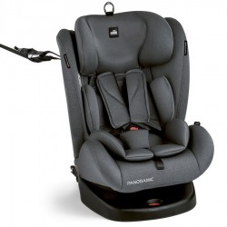 Panoramic 360 rotating car seat Cam Isofix from 0 to 36 kg.