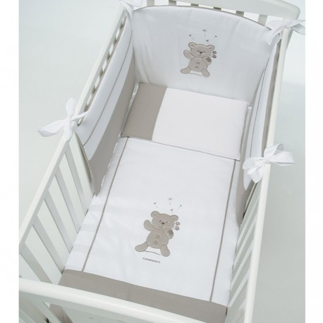 Set tessile 3 pezzi My Little Love Foppapedretti