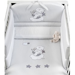 Mambo Picci Embroidered Duvet Set