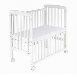 Lella - The cot bed Picci complete with mattress - Free pillow