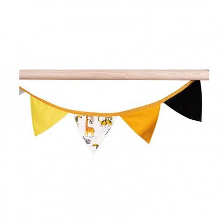 Bandierine decorative Picci per lettino Camping