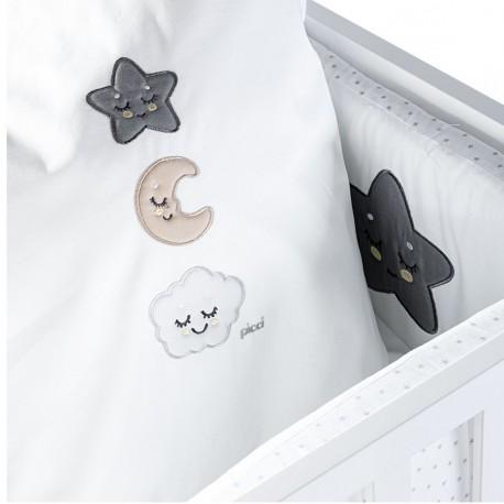 Set tessile per Smile Converse Picci versione culla