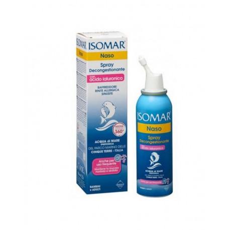 Isomar Spray Decongestionante con Acido Ialuronico