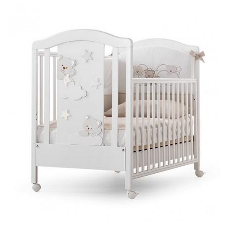 Kinderbett Mars Azzurra Design - freie Matratze