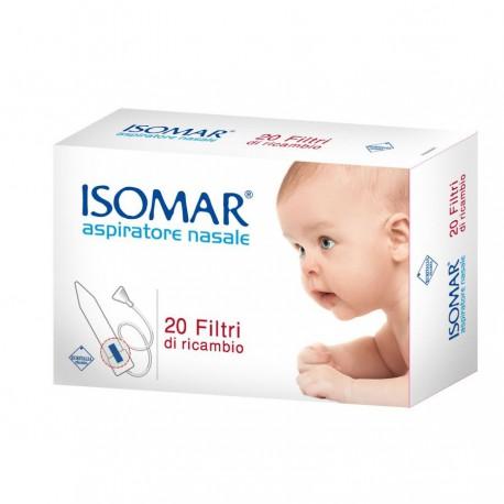 Filtri per aspiratore nasale Isomar