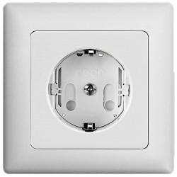 Tappo di protezione per presa di corrente Reer