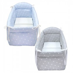 Andy and Helen sunbed reducer cradle