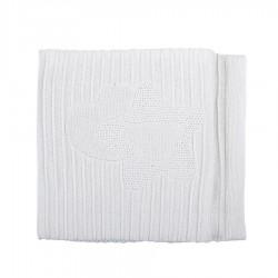 Coperta per culla in maglia di cotone Nanny Picci