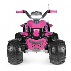 Corral T-Rex Princess Kids Electric Quad Peg Perego