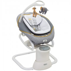 Sdraietta e dondolo multifunzione All Ways Soother Graco