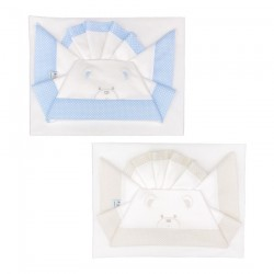 Bed sheet set for cradle/wheelchair Andy & Helen