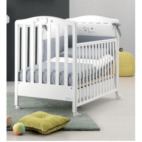 Lettino Baby Dream Azzurra Design con materasso in omaggio