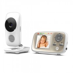 Video baby monitor MBP 483-Baby Motorola