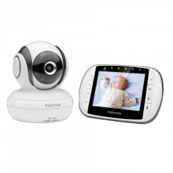 Video baby monitor MBP 36S/SC Motorola