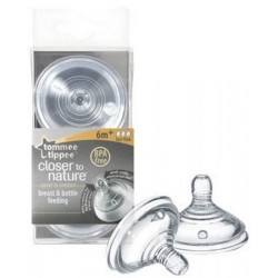 6m+ Fast Flow Tettarelle Tommee Tippee