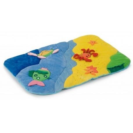 Wave carpet for Plebani