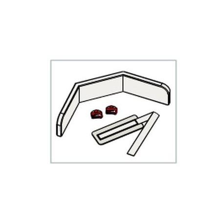 Kit sicurezza auto per navetta Foppapedretti