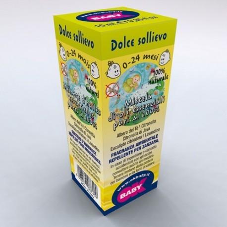 Essenza per diffusore Ok Baby - varie fragranze