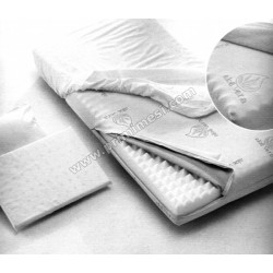Anti-acaro pyramidal mattress kit ERBESI