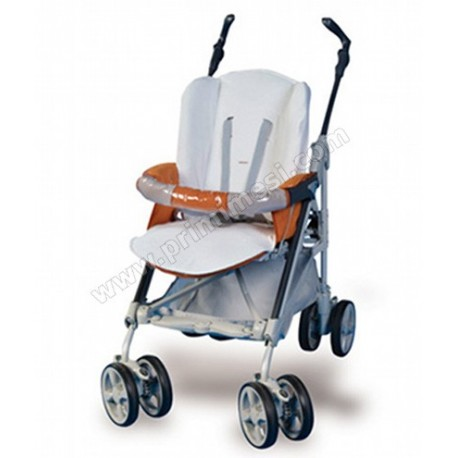Breathable aerosleep stroller cover in universal sponge