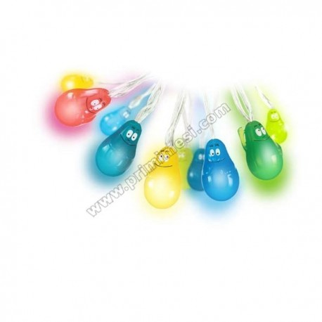 Barbapapa garland light